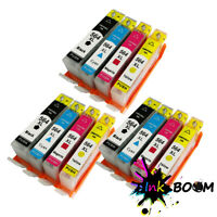 12 Ink Cartridge replace for HP 564XL Photosmart 7510 7515 7520 7525 5520 C309