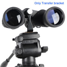 Accessories Tripod Mount L Type Monocular Binocular Telescope Adapter Metal