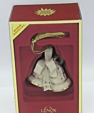 Lenox 2004 Annual Our First 1st Christmas Ornament In Original Box (1Zro)