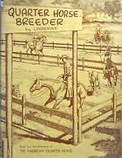 THE QUARTER HORSE BREEDER -Lindeman 1959