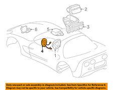 Chevrolet GM OEM 99-04 Corvette Airbag Air Bag-Clockspring Clock Spring 26095710