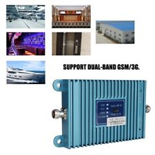 Smart Dual Band GSM/2G/3G/4G 990 2100Mhz Cell Phone Signal Amplifier Repeater TS