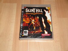 SILENT HILL HOMECOMING SURVIVAL HORROR DE KONAMI PARA SONY PS3 NUEVO PRECINTADO