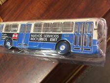 PEGASO 6035 EMT MADRID AUTOBUS BUS 1:43 IXO HACHETTE DIECAST