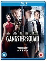 Gangster Squad Blu-Ray Ryan Gosling Emma Stone FREEPOST VGC