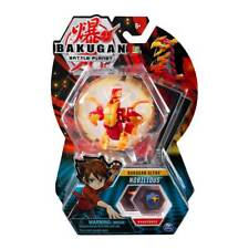 Brand New Spin Master BAKUGAN Ultra PYRUS NOBILIOUS Battle Planet Brawlers 6+