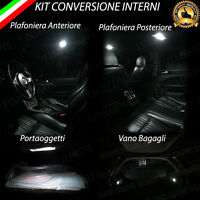 KIT LED INTERNI ALFA ROMEO 159 SW  ANT + POST + BAGAGLIAIO + PORTAOGGETTI