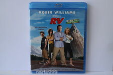 RV BLU RAY DISC BNEW SEALED
