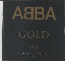 ABBA GOLD GREATEST HIT Cd VGC