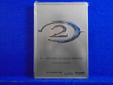 xbox HALO 2 Steelbook Casing ONLY Limited Collectors Edition NEW & Sealed 360
