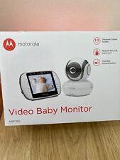 Motorola MBP36S Baby Video Monitor Camera temperature New