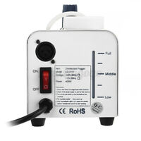 400W Electric Portable Disinfection Machine ULV Fogger Sprayer Car Sterilizer