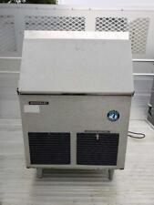 Hoshizaki Km-150Baf, 150 Lbs Ice/24Hr Cresent Cube Ice Machine. Air Cooled