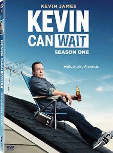 Kevin Can Wait: Season One -  DVD - REGION 1 - Sealed