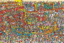 WHERE'S WALDO POSTER 24x36 - 3096