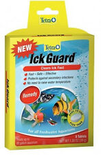 TETRA ICK GUARD TABS 8 TABLETS FRESHWATER FISH AQUARIUM REMEDY. TO USA