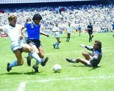 Maradonna Argentina World Cup Wonder Goal 10x8 Photo