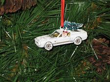 Hot Wheels-Matchbox Ford Mustang Custom Christmas Ornaments *Multiple Listings*