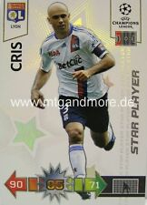 Adrenalyn XL Champions League 10/11 Cris Star Player