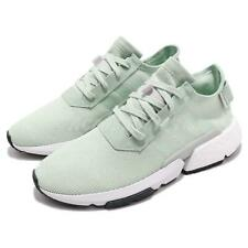 adidas POD-S3.1 BOOST Green White Women Running Casual Shoes Sneakers B37368