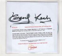 (HD401) Conrad Keely, Original Machines - 2016 DJ CD
