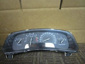 98 99 Buick Park Avenue Speedometer Instrument Cluster Unknown Miles 09371584