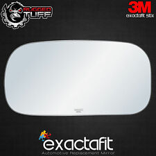 Driver Side Mirror Glass Fit Cadillac Deville Seville Power Adhesive Auto Dim LH