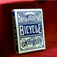 Bicycle Chainless Playing Cards (Blue) by US Playing Cards and Murphy's Magic
