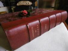 L' ASSIETTE AU BEURRE 1904- 1905 reliées (TOME 4 )