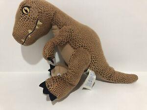 Build A Bear Jurassic World T-Rex Brown Plush Dinosaur Soundbox Not Working