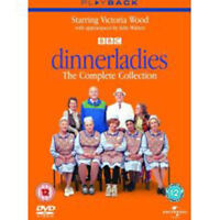 Dinner Ladies Series 1 to 2 Complete Collection DVD NEW dvd (8278902)