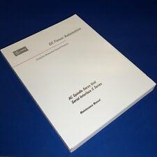 Fanuc Ac Spindle Servo Unit Serial Interface Maintenance Manual Gfz-65045E/04