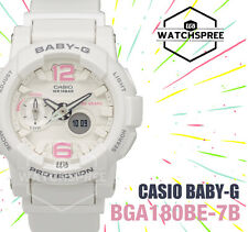 Casio Baby-G New Beach Color Series Watch BGA180BE-7B AU FAST & FREE