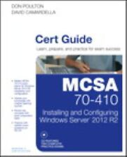 MCSA 70-410 : Installing and Configuring Windows Server 2012 R2 by Don...