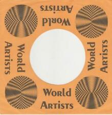 US World artists record sleeve Original 60s no writing Christine Quaite, Moments