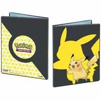 Ultra PRO Pokemon 9-Pocket Trading Card Album / Portfolio | Pikachu 2019