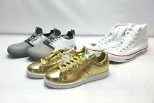 Lot of 3 Assorted New in Box Converse, True Golf, & Adidas Shoes -BBR1571
