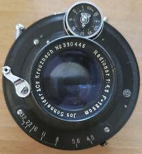 Schneider Kreuznach Radionar 135 4.5 lens