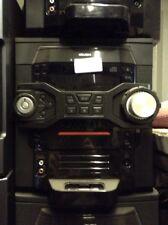 Sistema AUDIO Bush iPod Docking Station 300 W Hi Fi BCD2787I solo unità NERA fauly