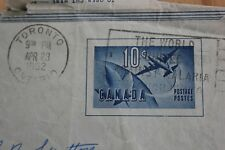 Canada Airmail 10 Cents