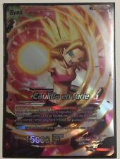 Dragon Ball Super Caulifla en Furie P-043 PR VF