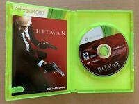 Hitman: Absolution (Microsoft Xbox 360, 2012) NEVER USED!