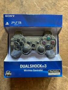 NIB - Urban Camouflage Sony Dualshock 3 Ps3 wireless Controller - No reserve!!