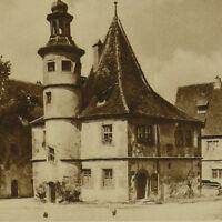 German Photo Book 1920s Old Germany w/186 pictures Bavaria Berlin Frankfurt Jena