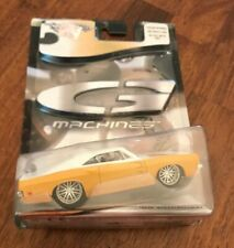 G Machines 1969 DODGE charger  DODGE Hot Wheels 1/50