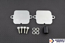 PAIR Valve Removal kit with Block Off plates Honda CBR 600 RR 2003-2006