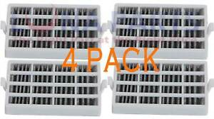 4X Refrigerator Air Filter for Whirlpool WRX988SIBM01