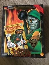 "Marvel's Famous Covers 8"" Figures: Dr. Doom Fantastic Four"