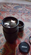 Nikon AF Nikkor 70-300mm f/4-5,6 G Zoom Lens