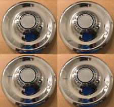1 Or 4 Chevy Gm Disc Brake Rally Wheel Center Hub Caps Rim 5 Lug Nut Cover